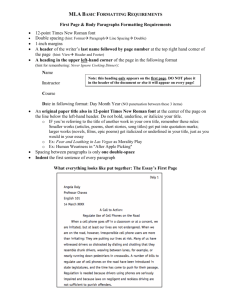 The Giver and Pleasantville Analytical Essay