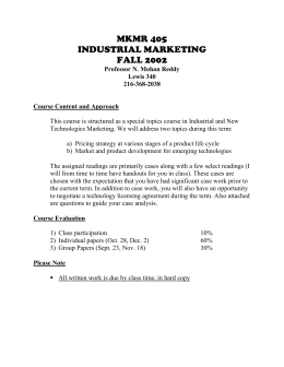 investment syllabus fall 2014 1 1 1 met cs781 c1 advanced health informatics 2014 fall syllabus course description: this course presents the details of health care data and information, health care.