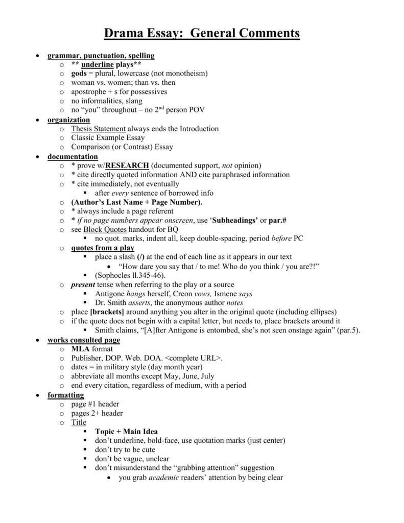 Thesis chapter 4 guide