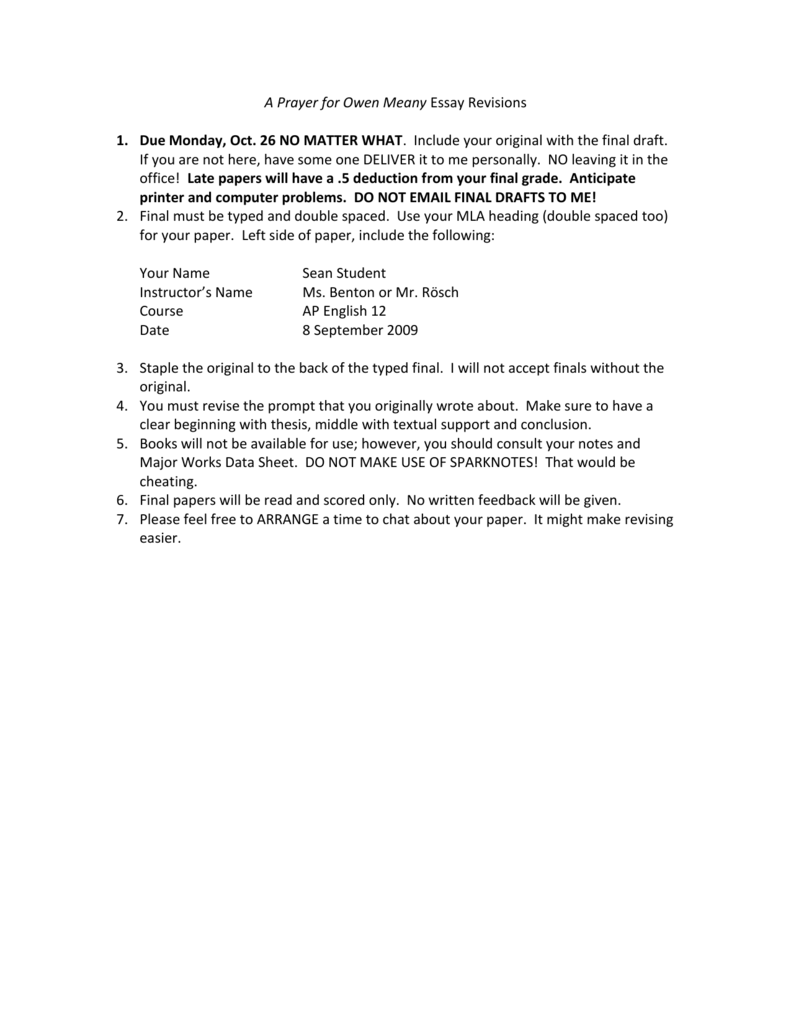 Group process research paper