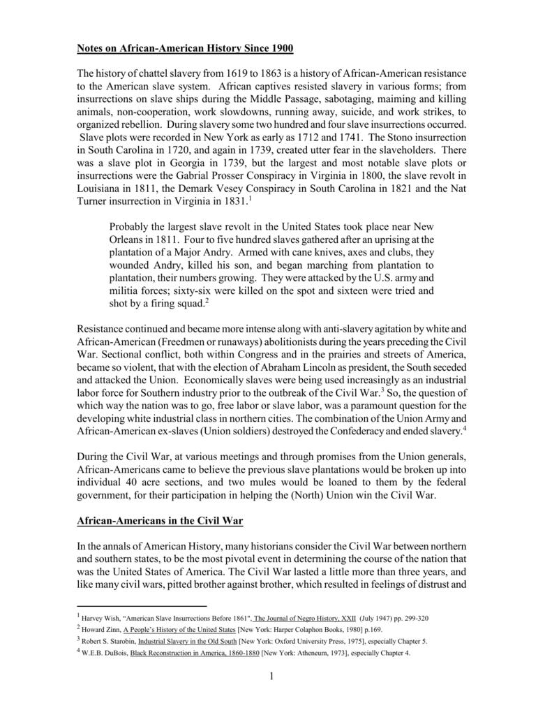 zinn chapter 4 summary
