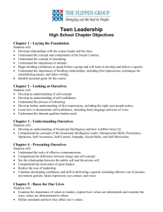 Teen Leadership - The Flippen Group