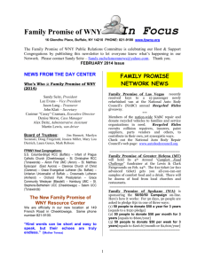Family Promise of WNY