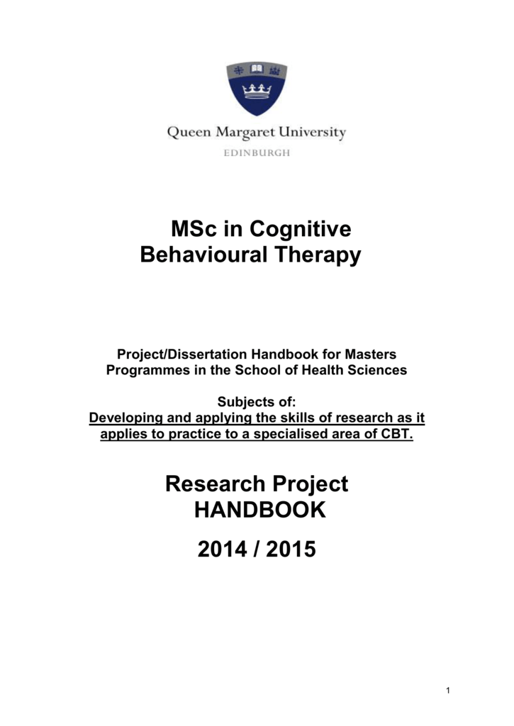 qmu dissertation binding
