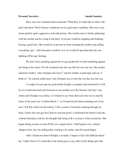 Here is the student essay