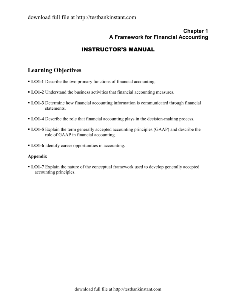 Chapter 5 instructor manual pdf the curious writer array free sample of solution manual for financial accounting rh studylib fandeluxe Images