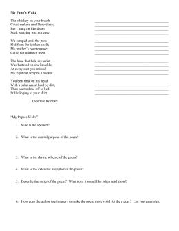 schoolsville poem analysis