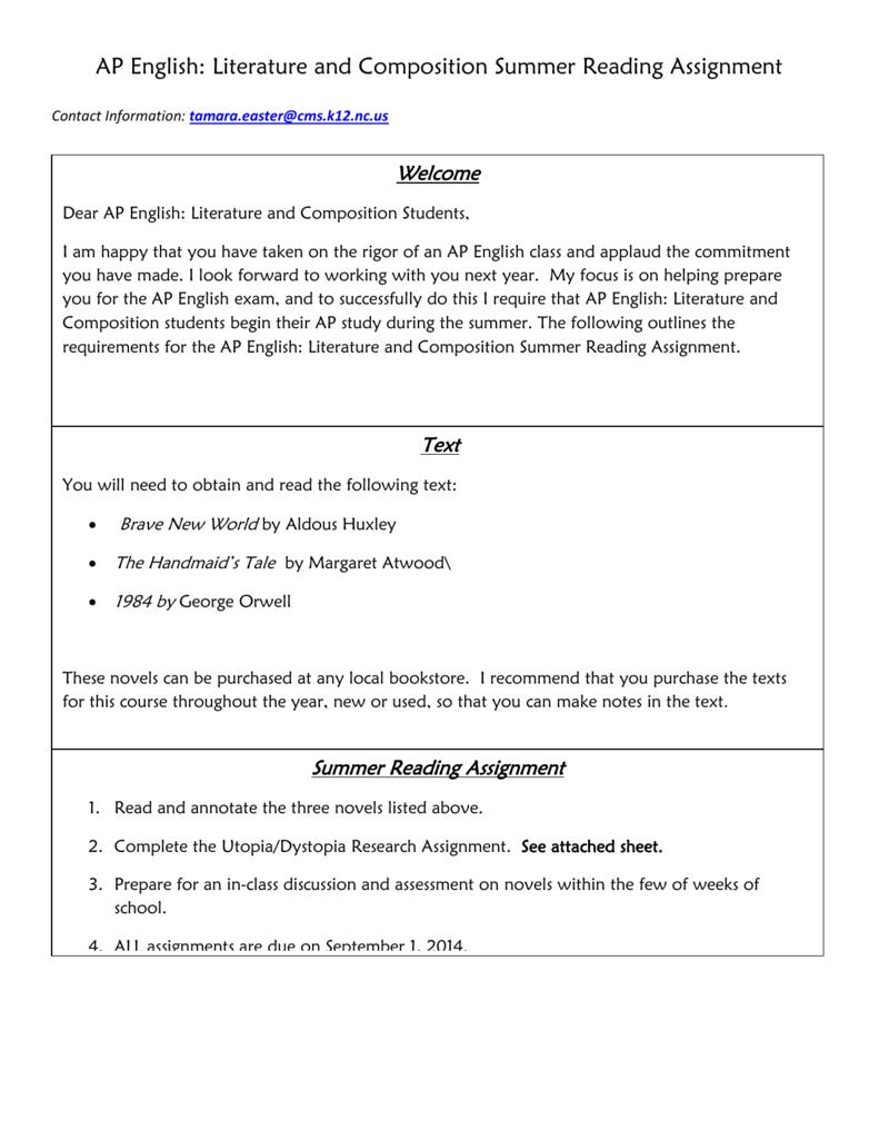 Blueberry essay