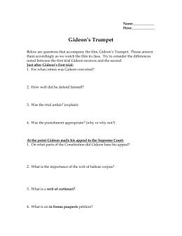 gideon v wainwright gideon s trumpet file