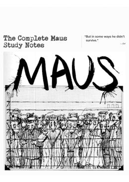 Maus II by Art Spiegelman Final Exam by TDQ Curriculum Store | TpT