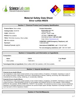 Material Safety Data Sheet Acetaminophen Msds