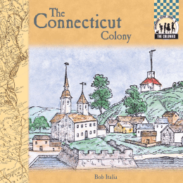The Connecticut Colony
