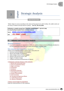 strategic mgt chapt 3 notes part2