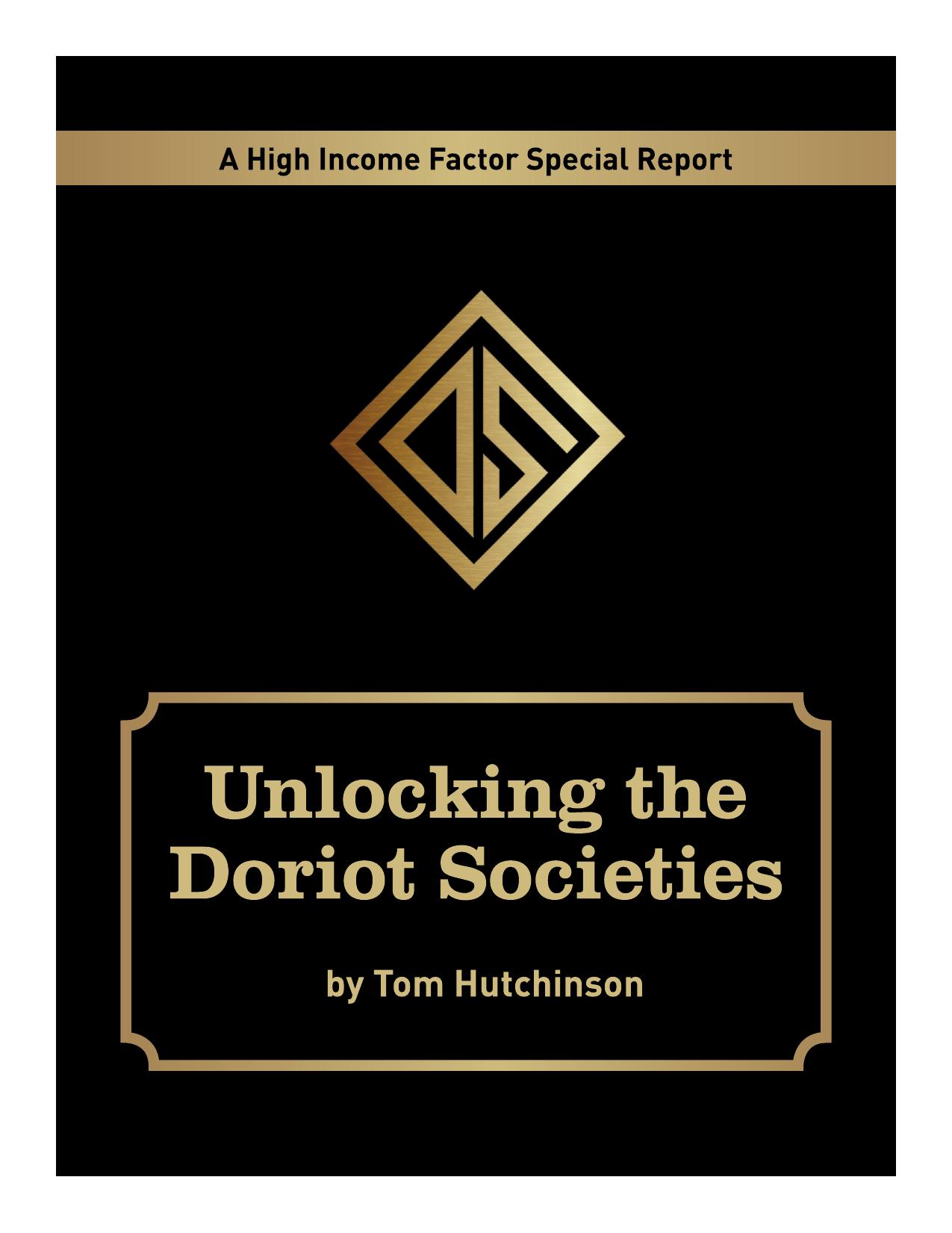 doriot societies investments for beginners