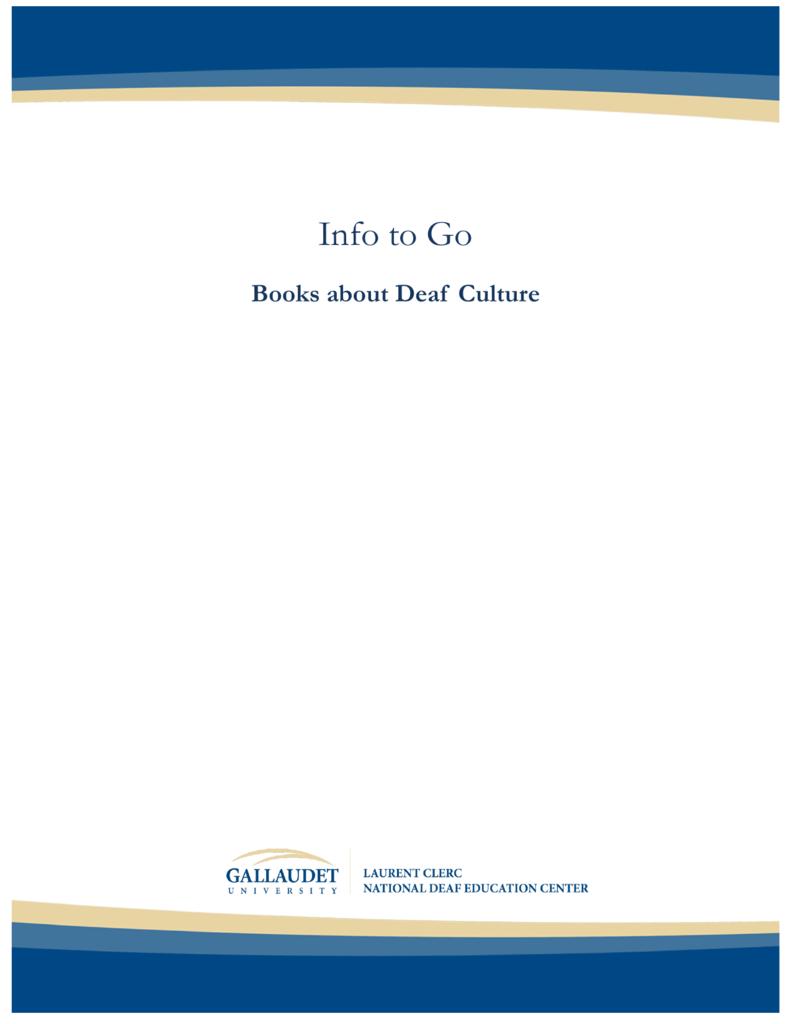 ildefonso deaf