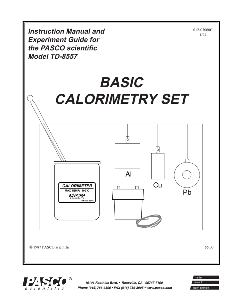 Pasco Force Engine Diagram Heat Wiring Third Level 2000 Chris Craft 210 Library 008087421 1 B296986c7ab6afe22e04f49245498ef6 Basic Calorimetry Set