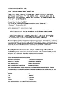 Good Through Software Solutions Details