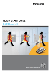 Quick Start Guide - Panasonic Automotive & Industrial Systems