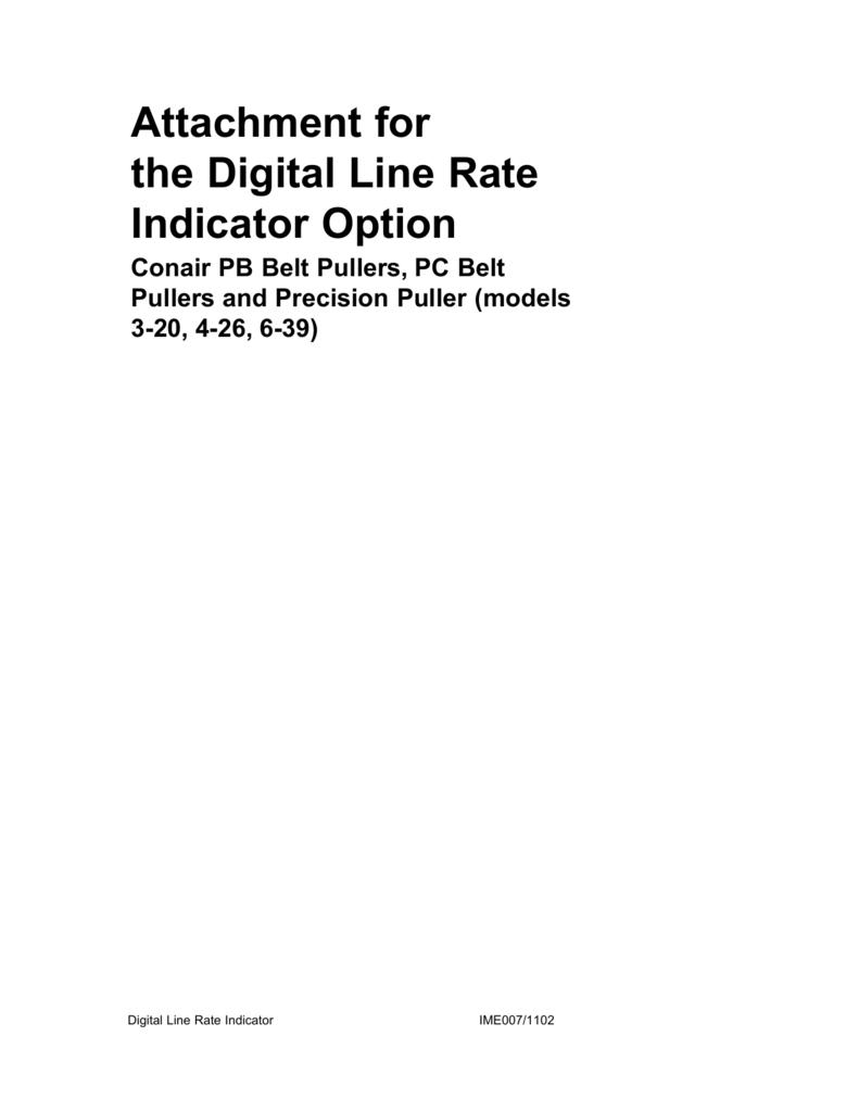 Digital Line Rate Indicator Information Durant Wiring Diagram