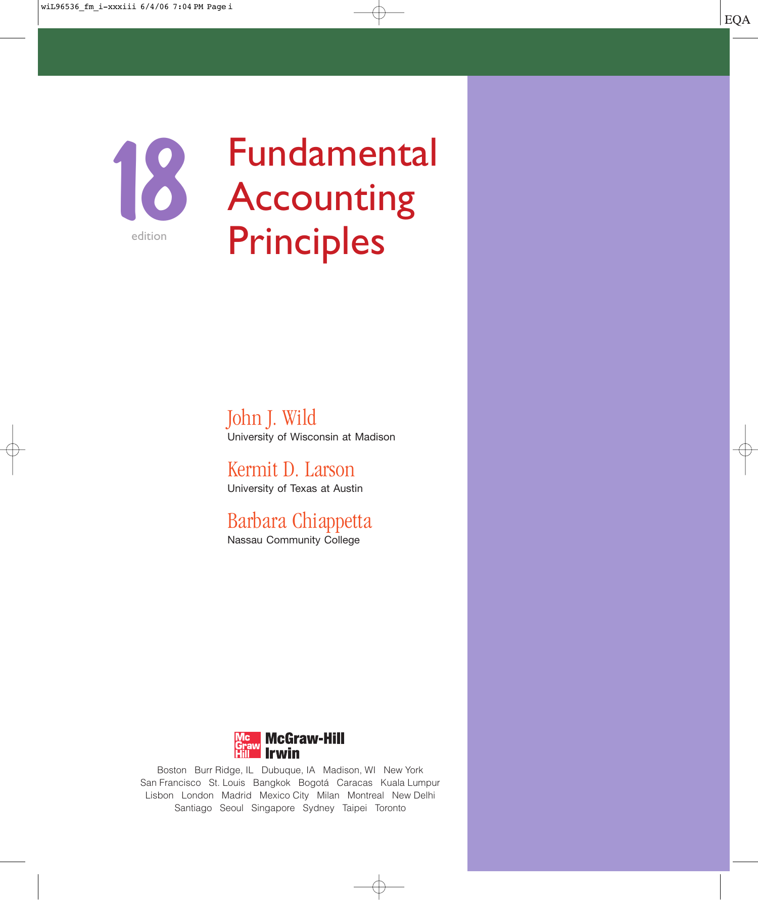 Fundamental accounting principles 0080938511 0ac4333f781192b34e7a71fc093735e9g fandeluxe Images