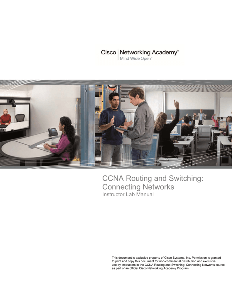 CCNA Routing and Switching: Connecting Networks