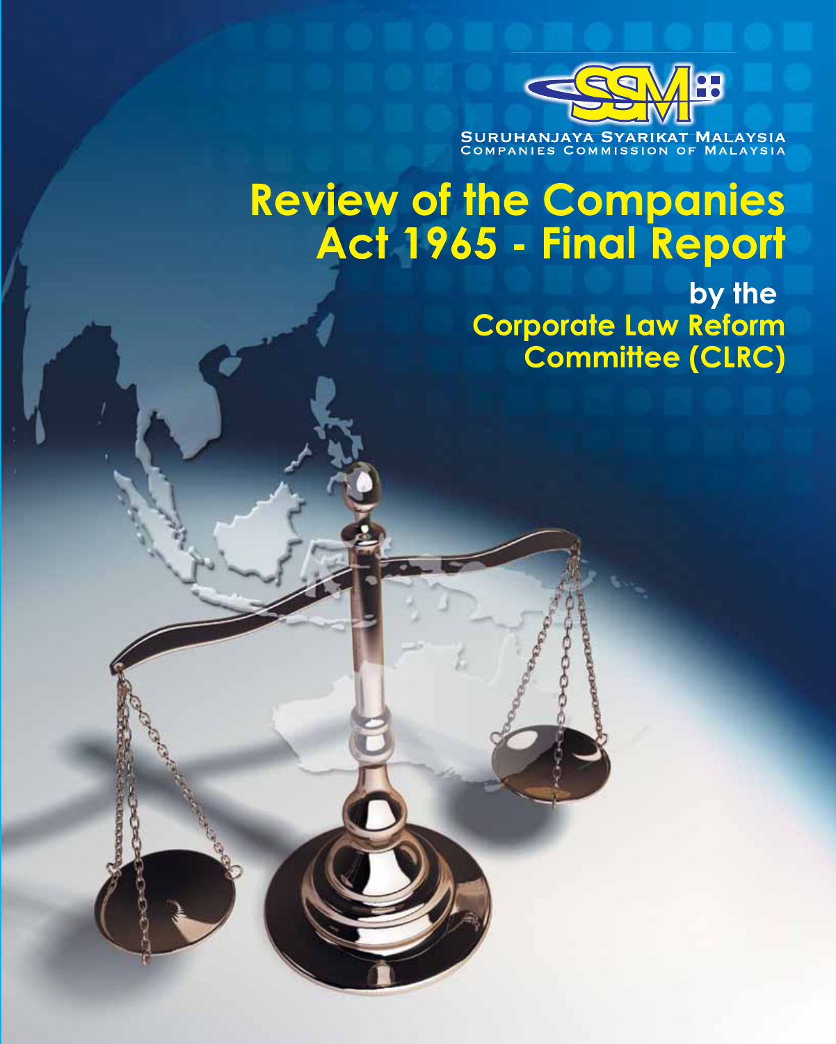Review Of The Companies Act 1965 Final Report