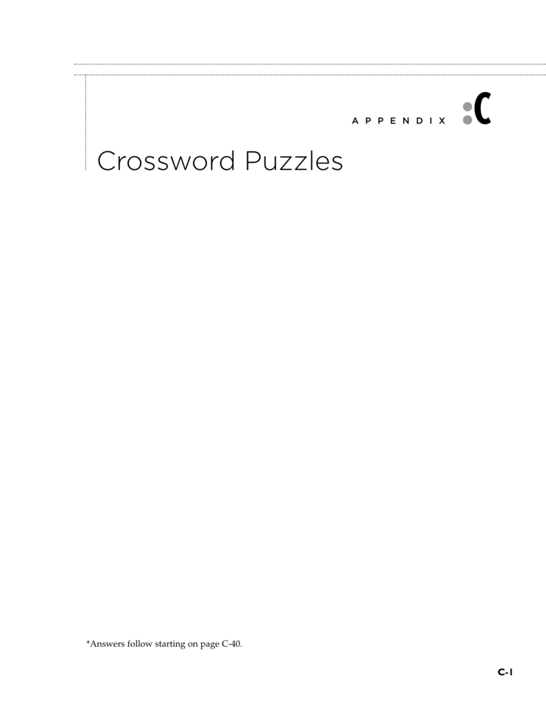 Italian crosswords online for children, developing the mental abilities of the child: a selection of sites
