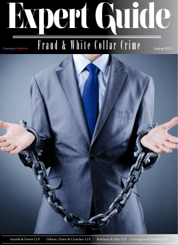 Fraud & White Collar Crime