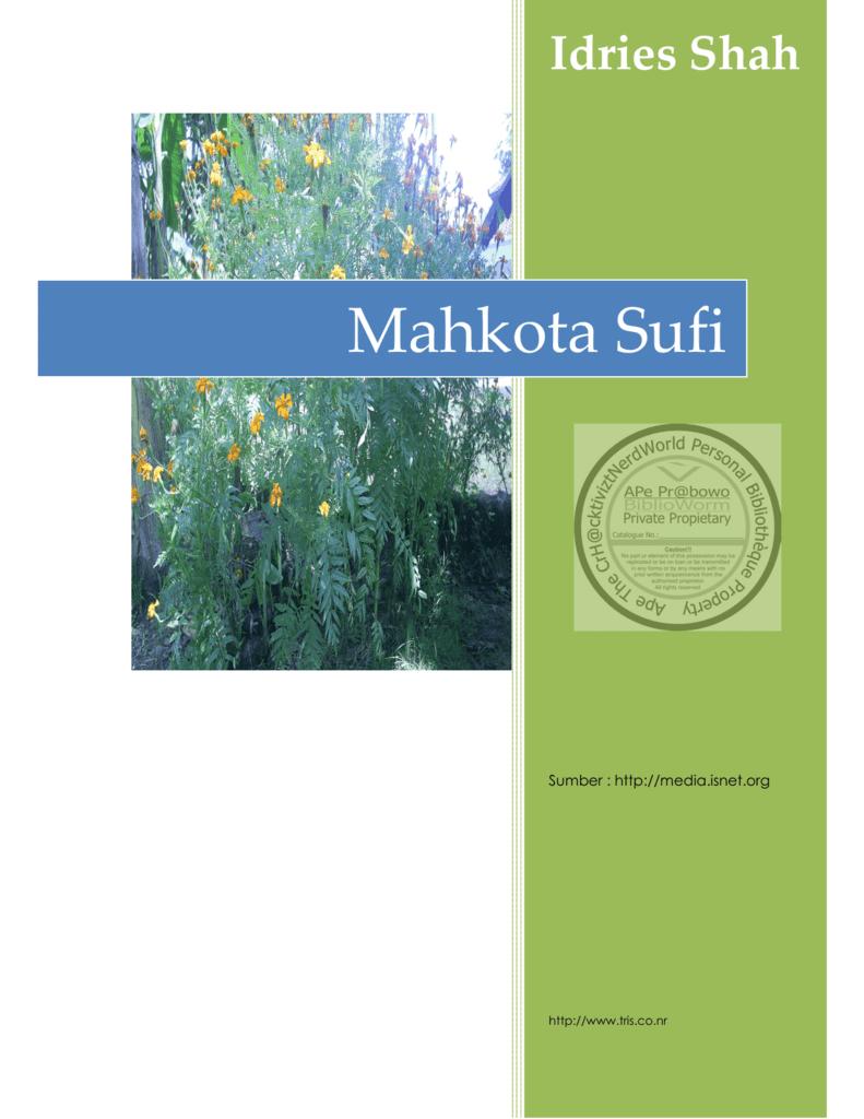 Mahkota Sufi