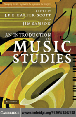 Studying Music - Jefferson County Schools