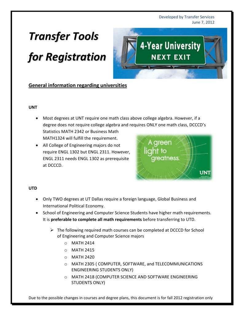 Transfer Tools for Registration