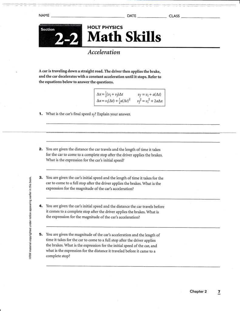 Math Skills [ 1024 x 791 Pixel ]