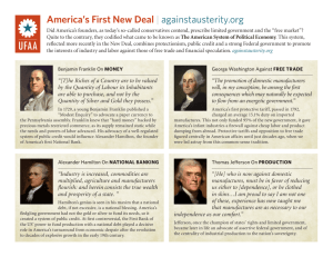 America's First New Deal | againstausterity.org