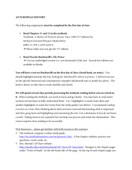 guicciardini storie fiorentine testo pdf