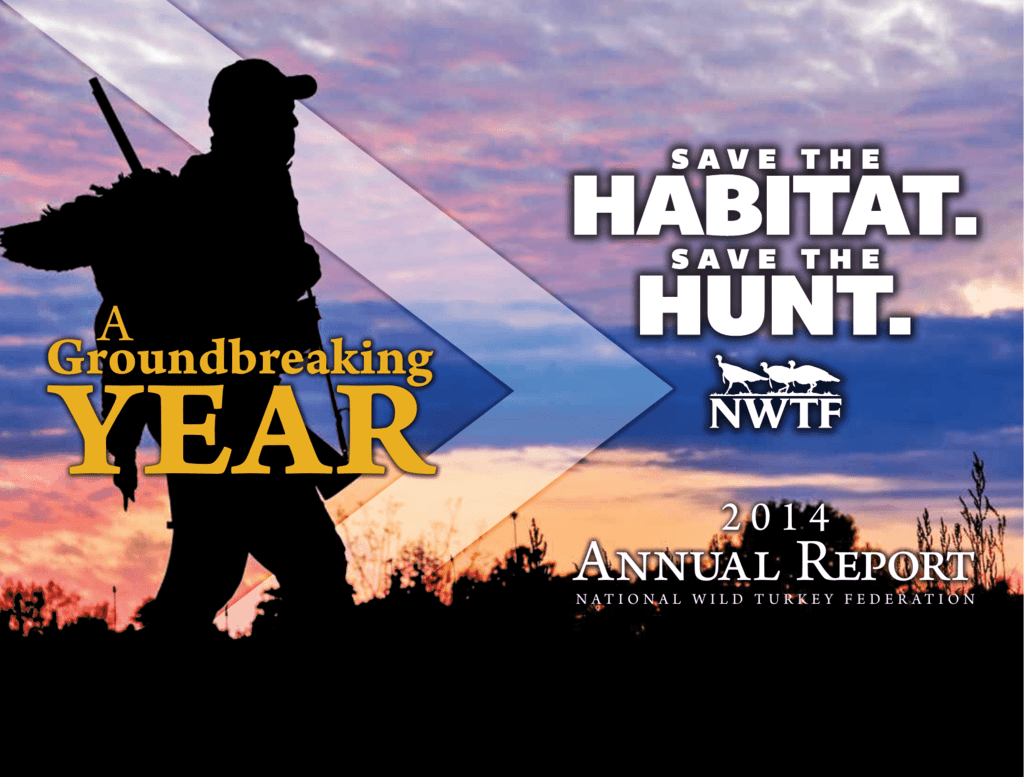Annual Report - National Wild Turkey Federation