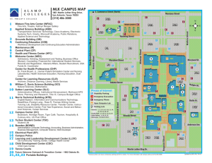 Campus Map Hobart And William Smith Colleges