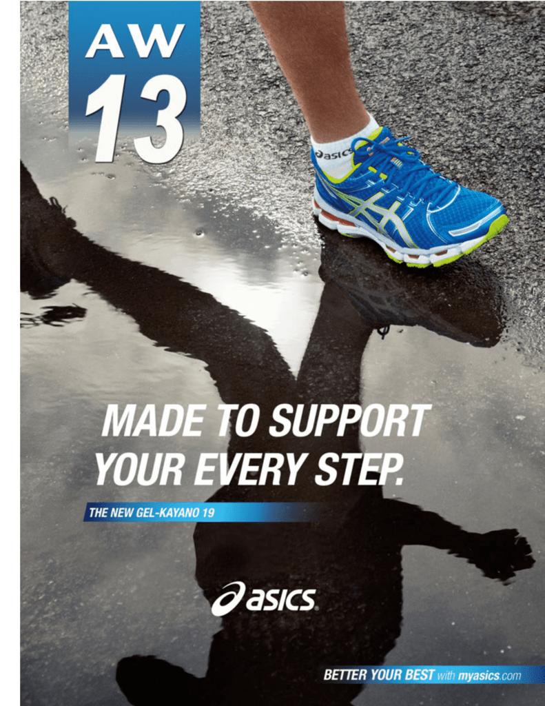 ASICS AW 2013 final Reliance Footprint