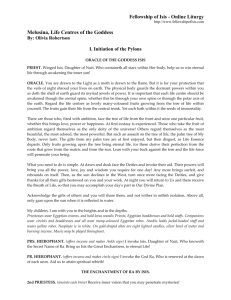PDF Version - Fellowship of Isis