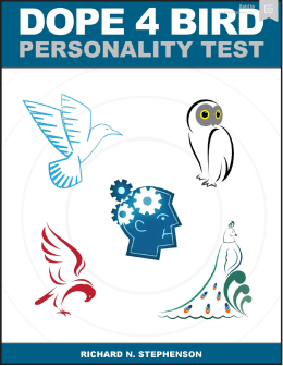 DOPE Bird Personality Test