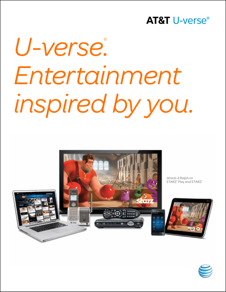 U Verse Entertainment Inspired By You Manage Att Dvr Online