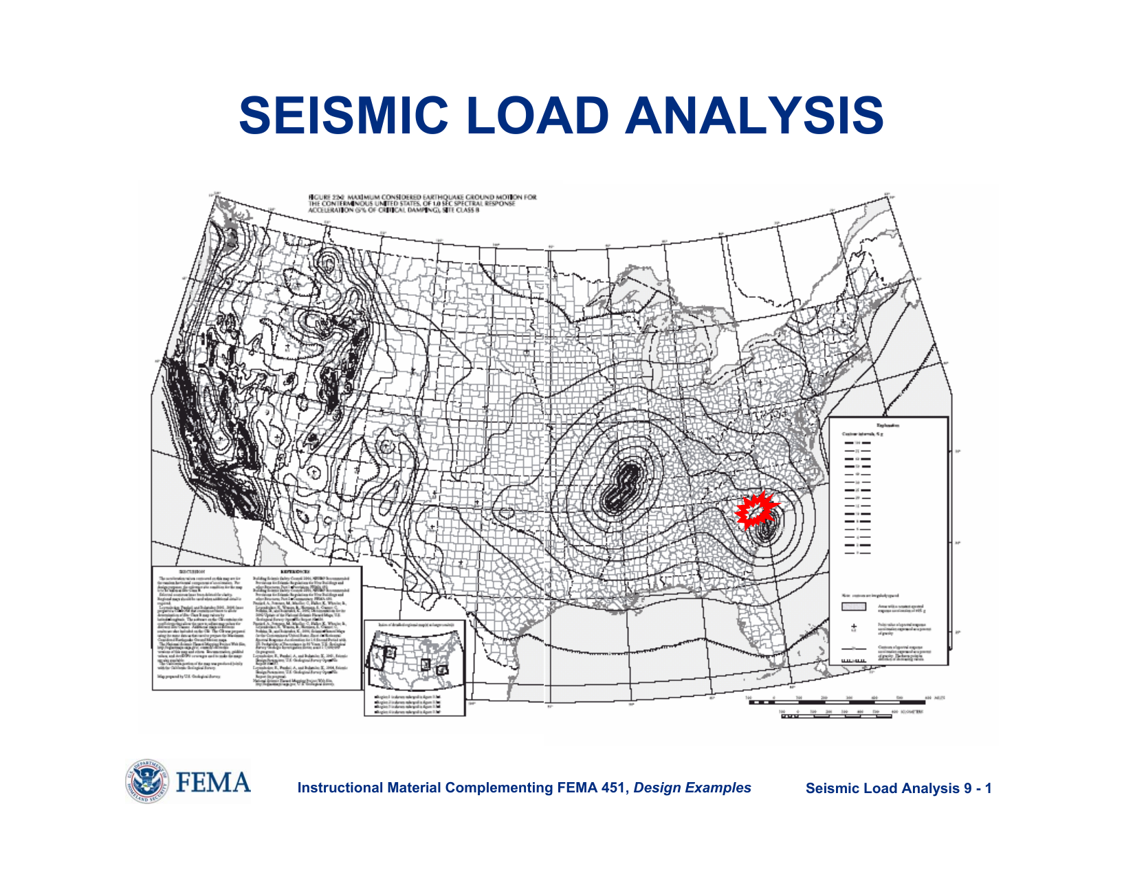 Seismic Load Analysis
