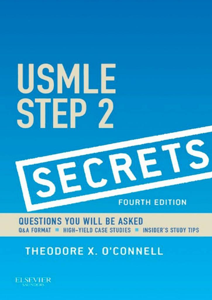 USMLE Step 2 Secrets - digitalbookocean info