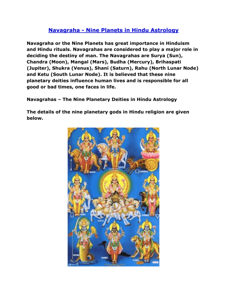 navagraha astrology tamil