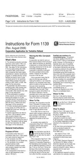 foreign tax credit form 1116 instructions