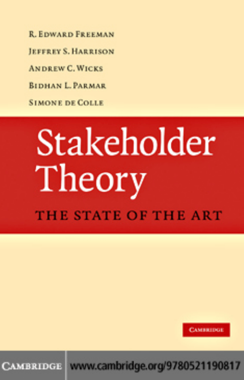 Stakeholder theory the state of the art fandeluxe Choice Image