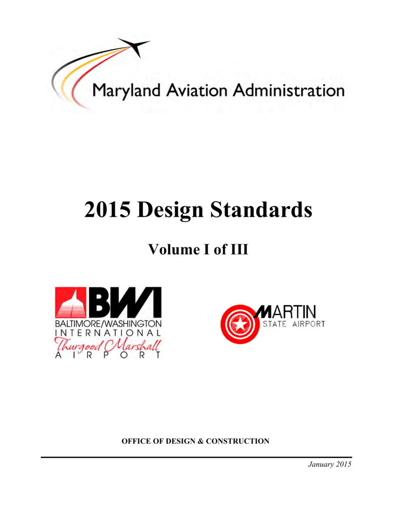Table of Contents   Maryland Aviation Administration
