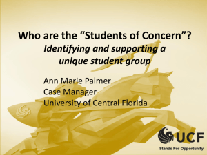 """Students of Concern""?"