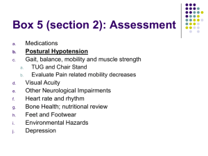 Box 5 (section 2): Assessment