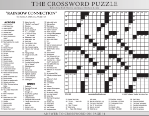 Crossword Puzzle 0909