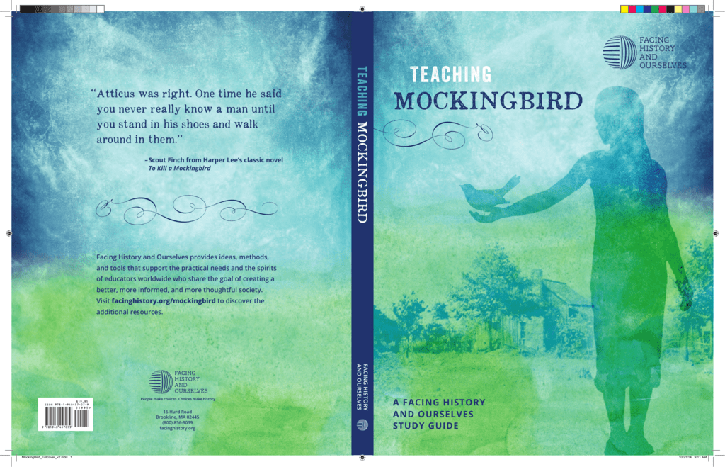 Teaching Mockingbird Facing History And Ourselves
